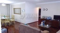 Apartamento à venda com 3 dormitórios em Santa paula, São caetano do sul cod:54214