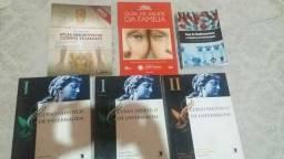 Livros curso técnico de enfermagem