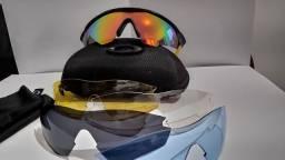 Oculos Oakley M2 Flame 5 lentes Diurna