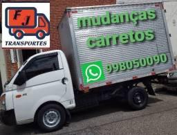 MUDANÇAS CARRETOS FRETES TRANSPORTES EM GERAL
