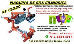 Impressora de copos em Silk
