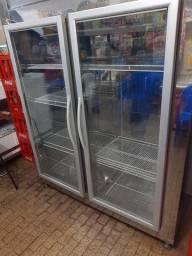 Somente venda geladeira frizzer usado funcionando perfeitamente