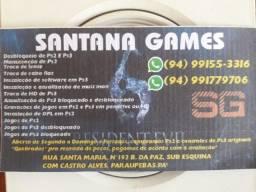 Santana games com 50% de desconto em todos os serviços[leia o anunçio]