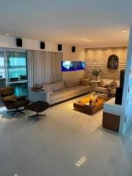 Mirage Bay - apto c/ 265 m² - 4 vagas de garagem - Umarizal - Porteira Fechada