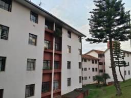 Apartamento com 2 dormitórios para alugar, 43 m² por R$ 550 - Barreirinha - Curitiba/PR