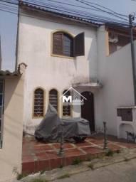 Sobrado com 2 dormitórios à venda, 70 m² por R$ 330.000,00 - Campestre - Santo André/SP