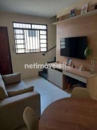 Casa de condomínio à venda com 2 dormitórios em Palmares, Belo horizonte cod:829633
