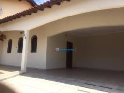 Casa com 3 dormitórios para alugar, 127 m² por R$ 1.600,00/mês - Parque Hongaro - Sumaré/S