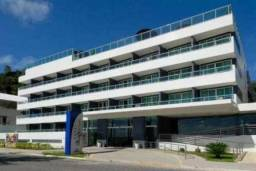 Apartamento à venda com 1 dormitórios em Cabo branco, João pessoa cod:008092