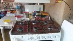Vendo fogão 6 bocas marca DAKO