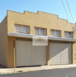 Salão para alugar, 516 m² por R$ 4.500/mês - Vila Jordao - Guariba/SP