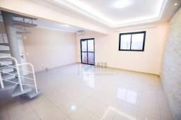 Cobertura para alugar, 157 m² por R$ 2.800,00/mês - Tupi - Praia Grande/SP