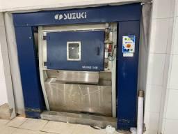 Lavadora Extratora Suzuki 140kg.