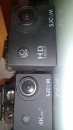 Câmera de ação SJCAM4000 topp d+