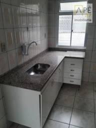 Apartamento com 2 dormitórios para alugar, 48 m²- Jardim Tranqüilidade - Guarulhos/SP