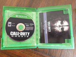 Jogo Call of Duty Ghost - Xbox One