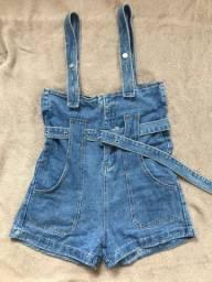 Salopete jeans