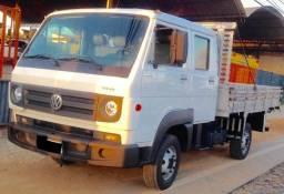 Vw 5150 ano 2013 cabine dupla com carroceria aberta