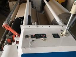Máquina Rebobinadeira de papel, plástico e tnt HGR 2600