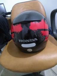 Capacete Honda 2019