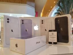 Iphone 11 64GB Novos, Pego seu usado na troca e parcelo no cartão
