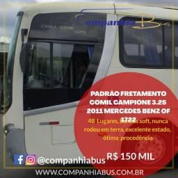Ônibus Comil Campione 3.25 2011 Mercedes Benz OF 1722