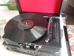 Passo Disco de vinil p/cd ou pendrive