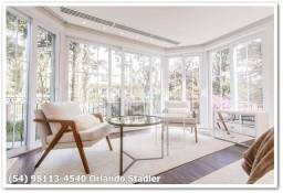 A melhor mansão suspensa de Gramado, Apartamento alto padrão no Centro de Gramado