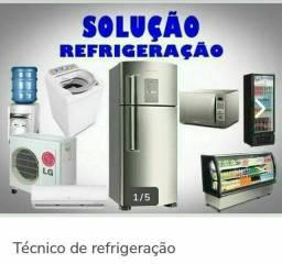 refrigeração geladeira