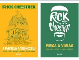 Kit Livros Rick Chester
