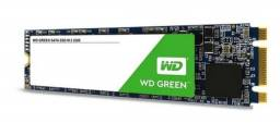Hd Ssd M.2 M2 Sata Wd Green 120gb