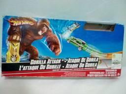 Hot Wheels pista Gorilla Attack