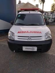 Citroen Berlingo 1.6 flex -Ambulância 2019