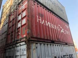 Container 20 pés Hamburg Sud