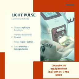 Luz pulsada (locação)