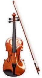 Violino Spring 3/4 Vs-34 - Somos loja - Novo + NF