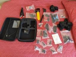 Camera GoPro Hero 7 Black 12MP + Cartão SD 64GB