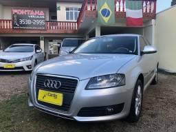 Audi A3 Sportback / Financiamos até 60 x / Entrada até 12 x C.Crédito