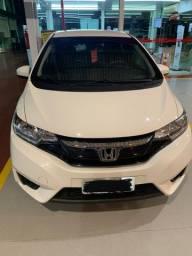 Honda Fit EX 2015/2016 banco de couro