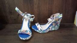 Sapatos femininos n° 38 e 39