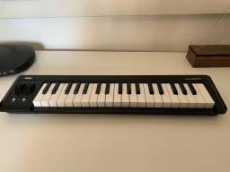 Controlador/Teclado MIDI Korg Micro Key 37