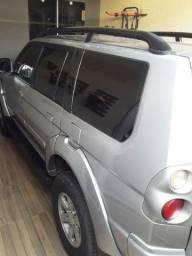 Pajero Sport HPE 2007 aceito trocar por veículo de igual valor