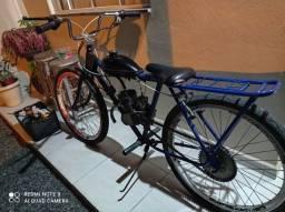 Bicicleta motorizada 80CC