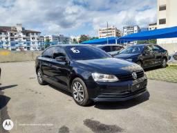 Jetta TL manual, carro top! C/GNV Ent. 8 mil +60× fixas de 989,00 no cdc