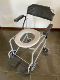 Cadeira de Banho Higiênica Ortomix