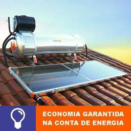Kit Aquecelor solar acoplado 200 Litros