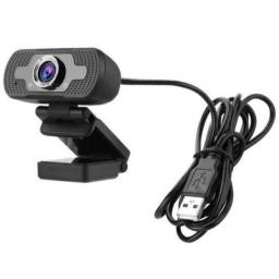Webcam altíssima qualidade com microfone Full Hd