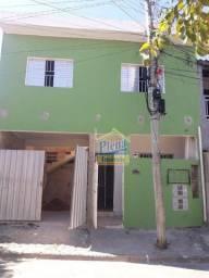 Casa com 1 dormitório para alugar, 40 m² por R$ 700/mês - Jardim Nova América - Hortolândi