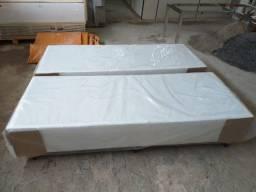 Cama Box sem Colchão