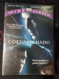 DVD Filme Corpo Fechado Original